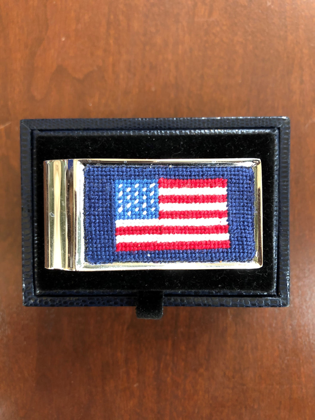 Smathers & Branson American Flag Money Clip