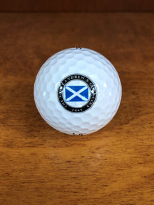 Titleist Logo Single Golf Ball