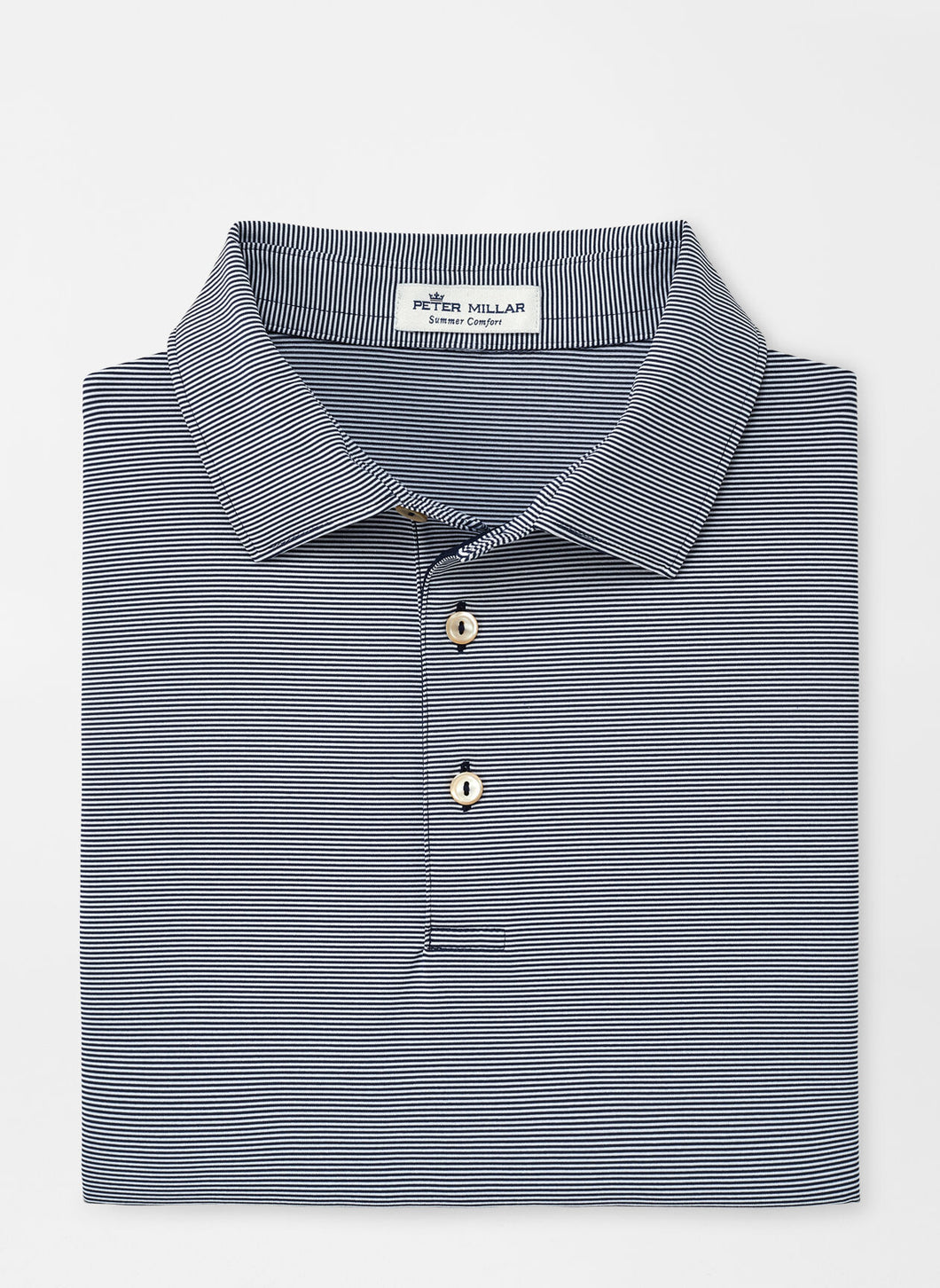 Peter Millar Jubilee Stripe Performance Polo