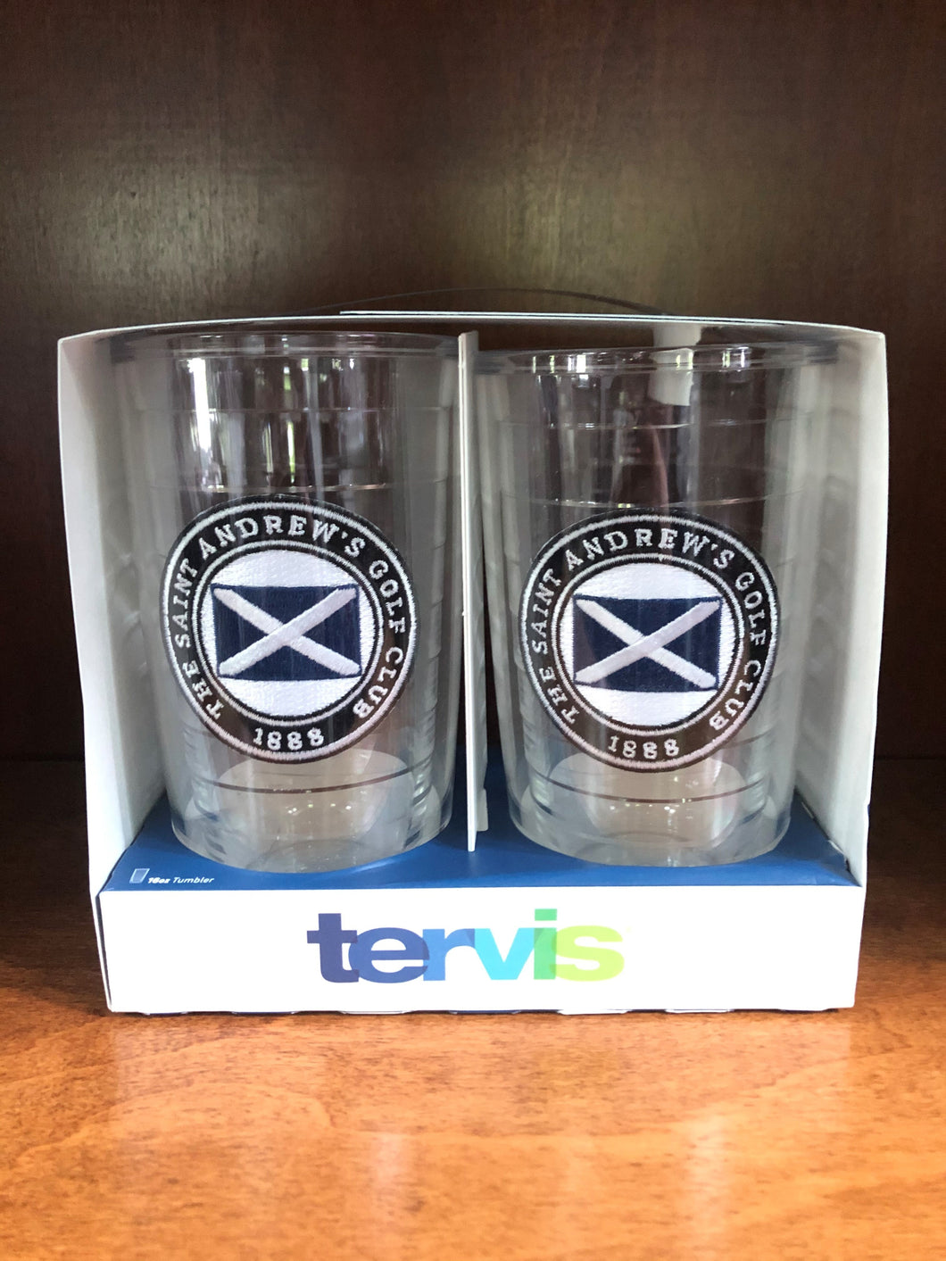 Tervis 16 oz Set of 4 Tumblers