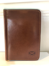Load image into Gallery viewer, YRI Leather Scorecard Holder