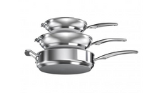 Load image into Gallery viewer, CUISINART® SMARTNEST STAINLESS STEEL 11 PIECE SET