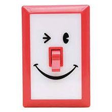 Load image into Gallery viewer, Smile Switch LED light from Time Concepts