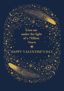 Valentine's Day Card-Kiss Me