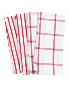 Dish Towel - red