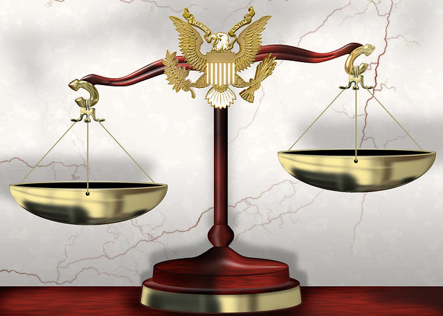 Scales of Justice from Flickr via Wylio