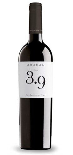 ABADAL 3.9 2016 tinto DO Pla de Bages