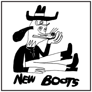 'New Boots' by @kylestew.art