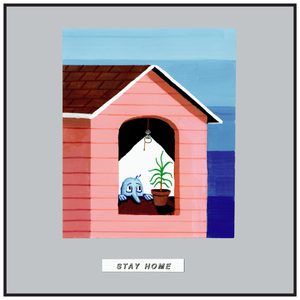'Stay Home' by @brandonceli