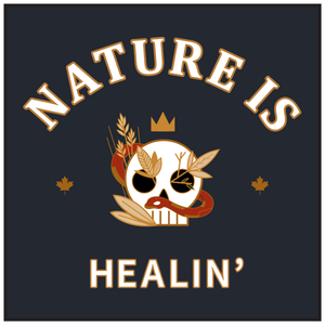 'Nature is Healing' by @jchusketch