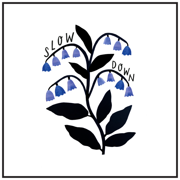 'Slow Down' by @amy_egerdeen