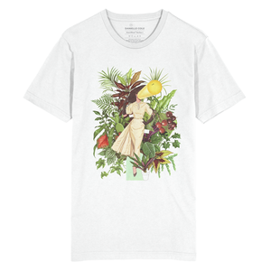 'Plant Lady' by @girlsanddinosaurs