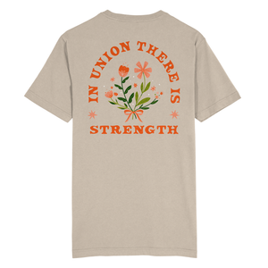 'In Union There is Strength' by @maiafadd