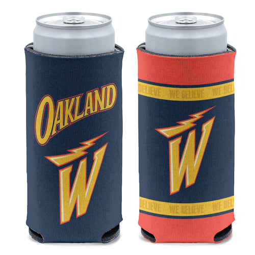 Golden State Warriors City Edition 2020-21 Slim Can Koozie