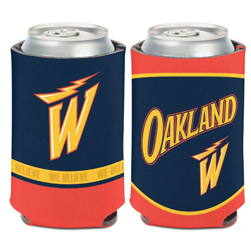 Golden State Warriors 2020/21 City Edition Can Koozie