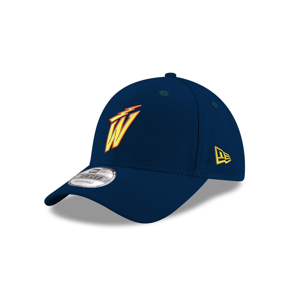 Men's New Era Navy Flying W 9FORTY Adj