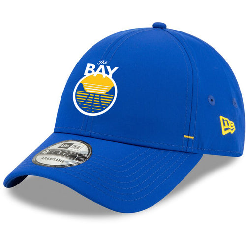 Golden State Warriors New Era 9Forty Bay Hat Blue