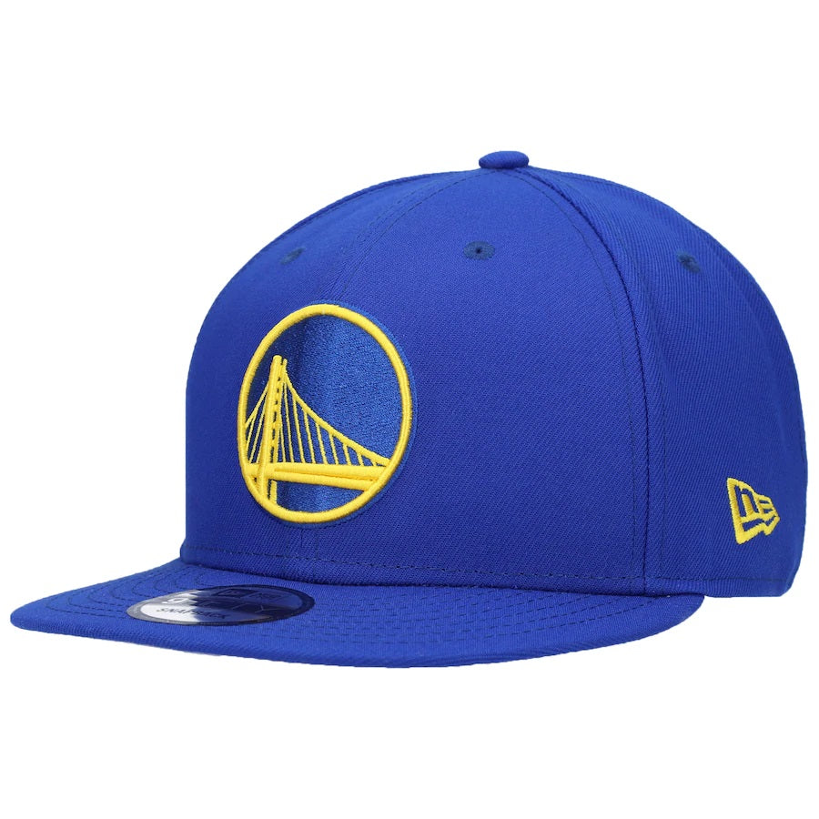 Men's New Era Royal Golden State Warriors 2019 9FIFTY Snapback Hat