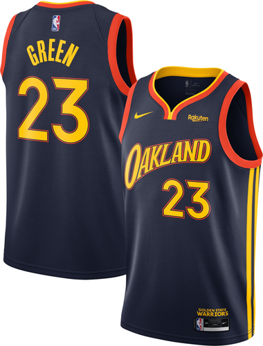 Draymond Green AUTHENTIC City Edition Jersey