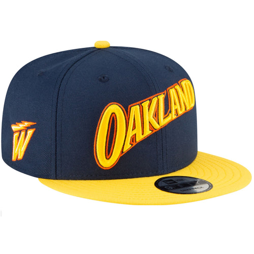 YOUTH Golden State Warriors 9FIFTY Snapback City Edition 2020/21