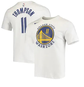 Men's Nike Klay Thomson Name & Number Performance T-Shirt