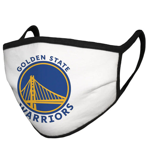 Adult Fanatics Branded Golden State Warriors Cloth Face Covering - MADE IN USA