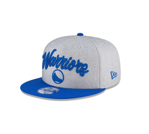 GOLDEN STATE WARRIORS OFFICIAL NBA DRAFT 9FIFTY SNAPBACK