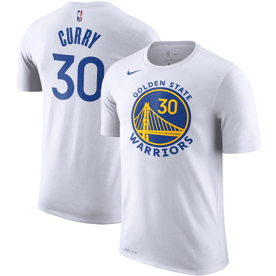 Men's Nike Stephen Curry Name & Number Performance T-Shirt