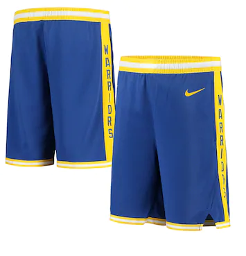 Youth Nike Royal Hardwood Classic Swingman Shorts
