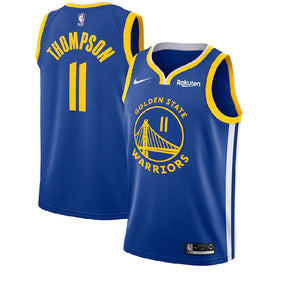 Youth Nike Swingman Klay Thompson Jersey - Icon Edition