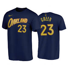 Men's Nike Name & Number Draymond Green T-Shirt City Edition