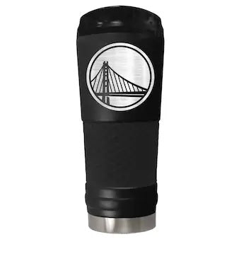 Golden State Warriors 24oz Stealth Draft Tumbler