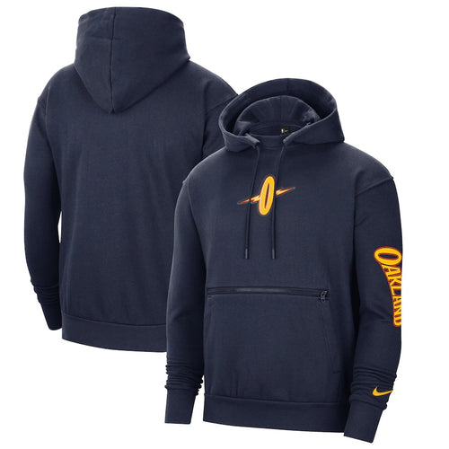 Men's Nike Courtside Pullover Hoodie City Edition