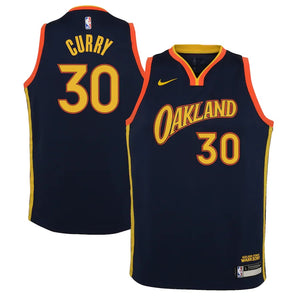 Toddler Nike Swingman Jersey City Edition - Stephen Curry