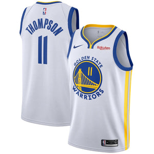 Men's Nike Swingman Jersey - Association Edition - Klay Thompson
