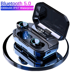 6D Stereo Wireless Earphone - thebestb4u.com