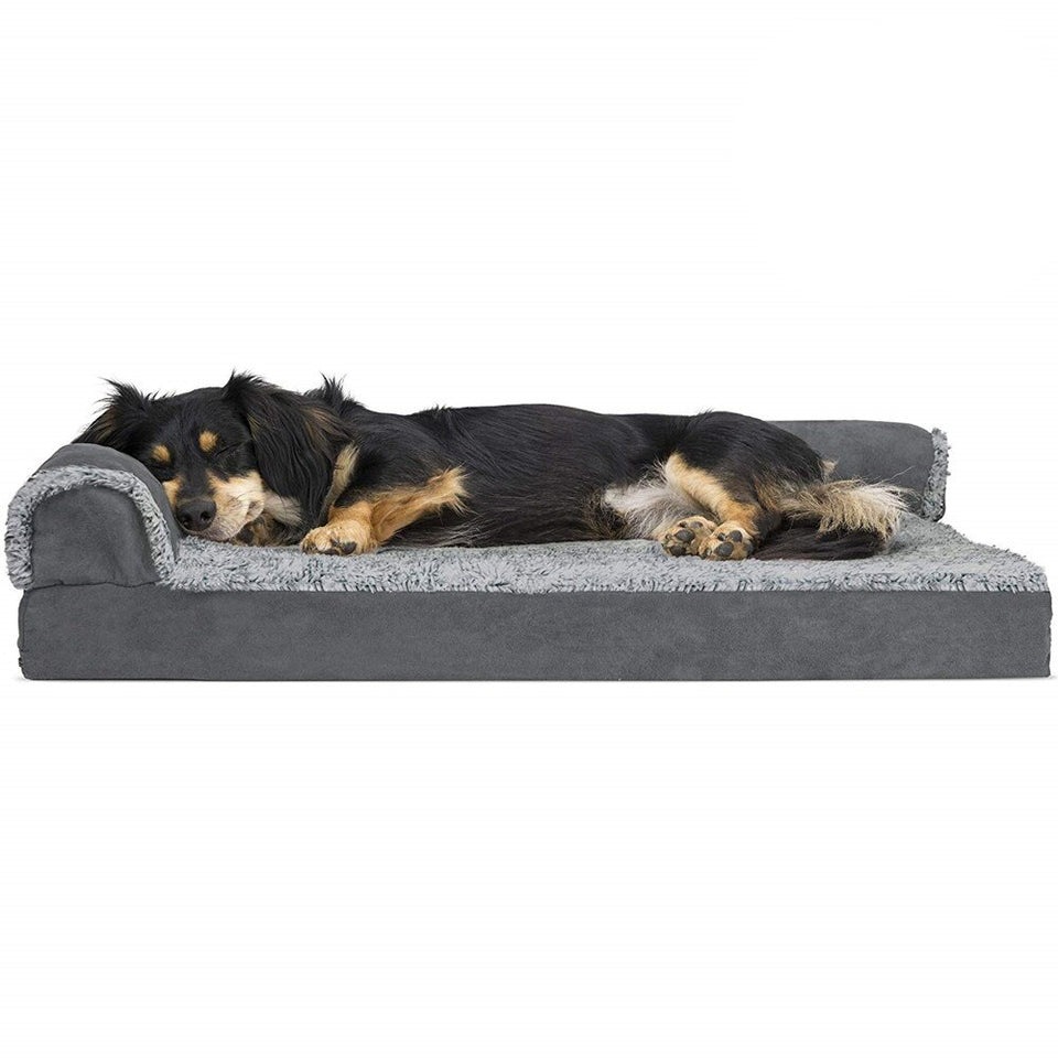 Comfy Dog Bed - thebestb4u.com