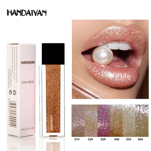 Diamond Shining Glitter Lip Gloss - thebestb4u.com