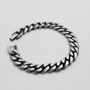 Stainless steel men bracelet - thebestb4u.com