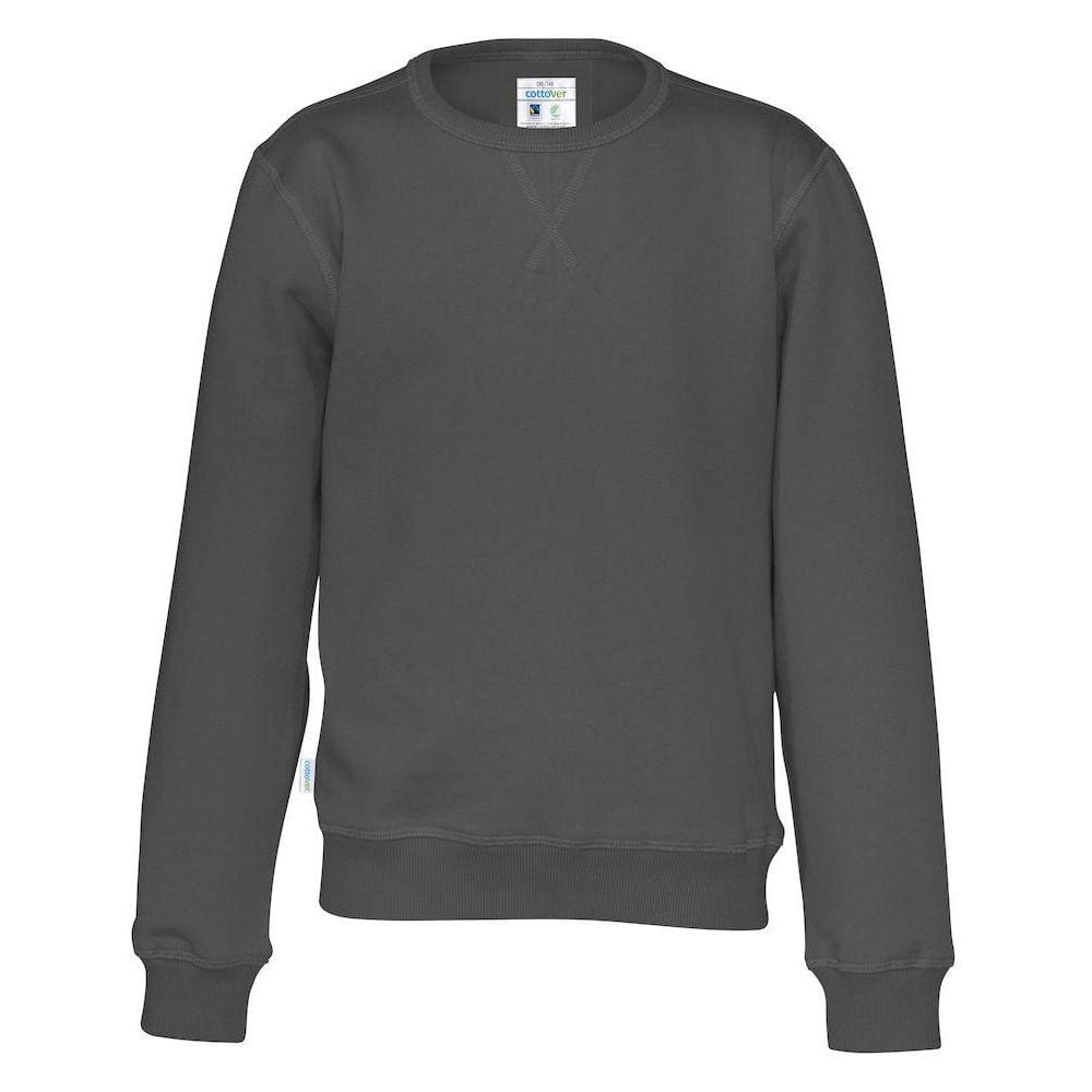 Crew Neck - Barn - CottoverDK