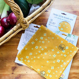 The Big One! - XL Beeswax Bread Wrap