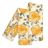 Tracy Pack of 2 Floral Tea Towels.