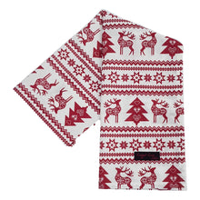 Load image into Gallery viewer, Christmas Reindeer Tea Towels