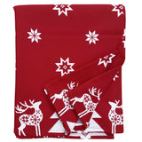 Reindeer Christmas Tablecloth