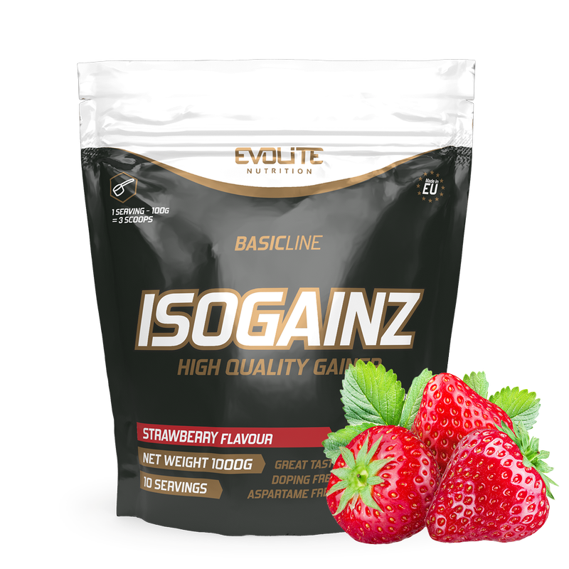 IsoGainz  Mass Gainer 1000g  Evolite
