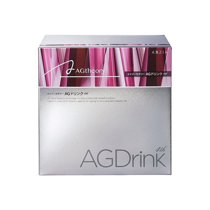 AGtheory. AG Drink 4th. 25mL×30