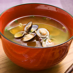 Instant red miso soup with Shijimi clams 30 pack