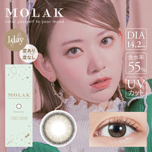 Load image into Gallery viewer, MOLAK 1DAY (10 LENSES/BOX) 2 BOX SET
