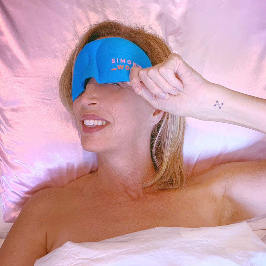 Simon Wolff Eye Mask