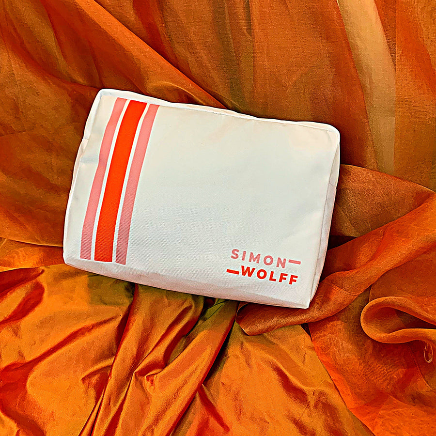 Simon Wolff Travel Bag